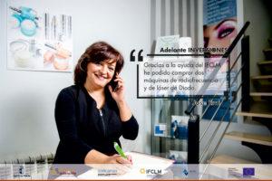 Muchas clientas satisfechas