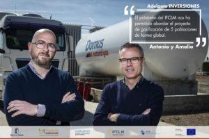 Nueva empresa de distribución de gas