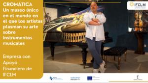 Financiación para dar vida a un museo único en el mundo